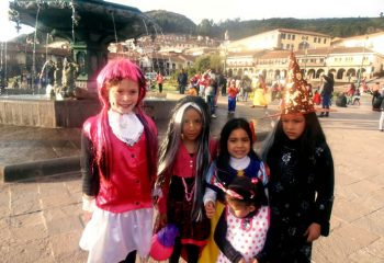 Halloween-Cusco