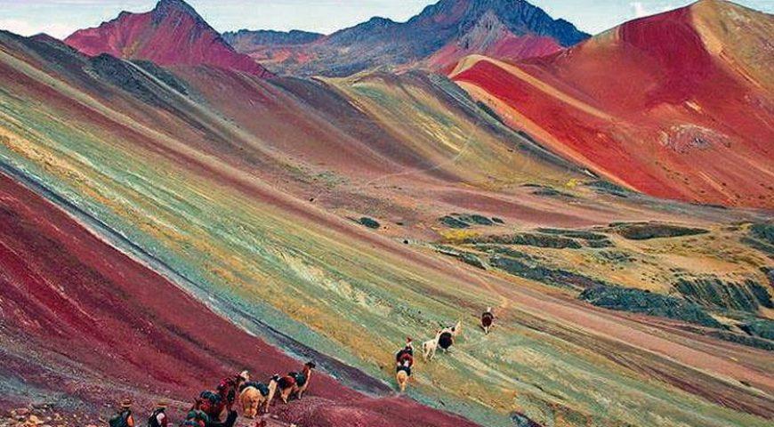 Perou montagne sept couleurs min   AGENCE PEROU TRAVELATIN