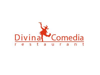logo Restaurant divina comedia