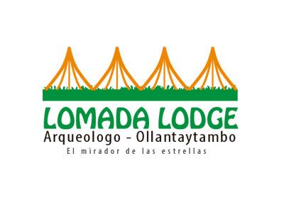logo lomada lodge