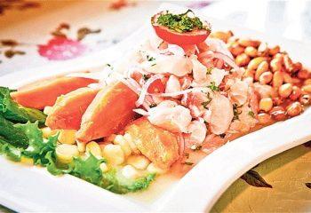 Ceviche - poisson - alimentation - repas - perou